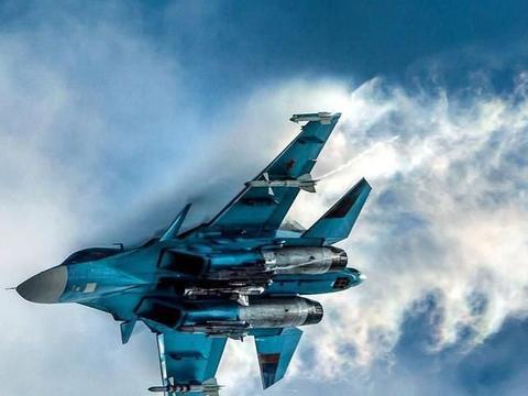 浅析:俄罗斯国防部追加苏-34战斗轰炸机订单 到底如何盘算的?