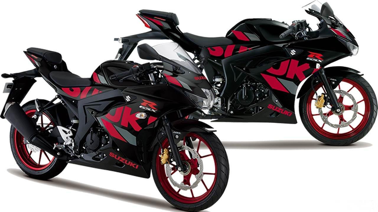 铃木GSX-R125/S125 2020发布 售价约2.5万人民币