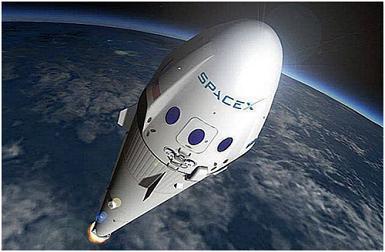 """SpaceX打算帮游客""""上天"""",太空旅行都是怎么玩的"""