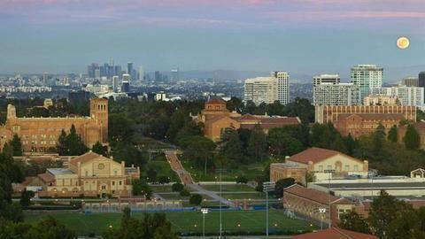 美国十大名校之一——加州洛杉矶分校