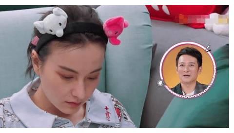 吴昕回忆跨年节目被删, 边讲边哭太揪心, 有谁注意到维嘉的表情