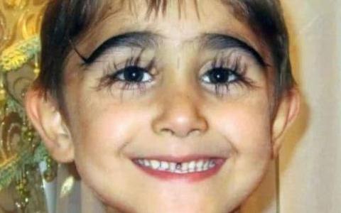 """俄罗斯男孩睫毛长度逆天,长达4.3厘米,真正的""""睫毛精""""!"""