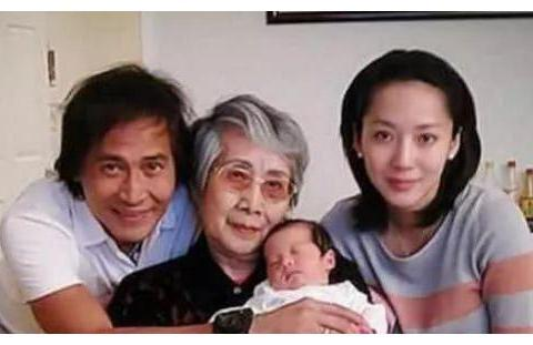 吴奇隆丈母娘:女婿我从小听你的歌长大的