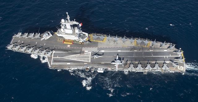 八国联军也来伊朗凑热闹!法国航母已起航,荷兰丹麦战舰当急先锋