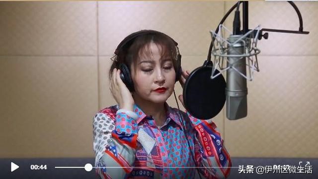 """星光大道总冠军桥丽拜,最美歌声助力家乡新疆哈密战""""疫"""""""