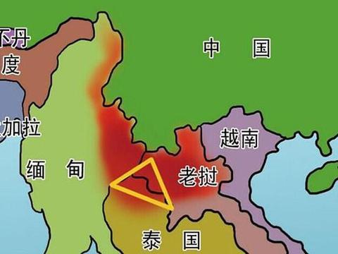 """""""金三角""""国民党残部93师"""