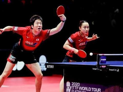 奥运混双最强大的对手不是东道主