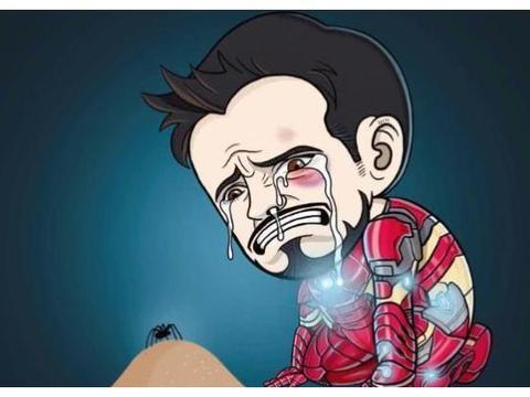 """漫威英雄致命弱点:雷神的锤子,钢铁侠的""""儿子"""",死侍笑出猪叫"""