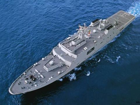 浅谈大型舰艇造价,不是越大越贵 2.5万吨071价格不如054A