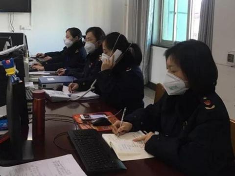 原国家工商总局副局长刘凡致电慰问赤壁防控疫情一线干部