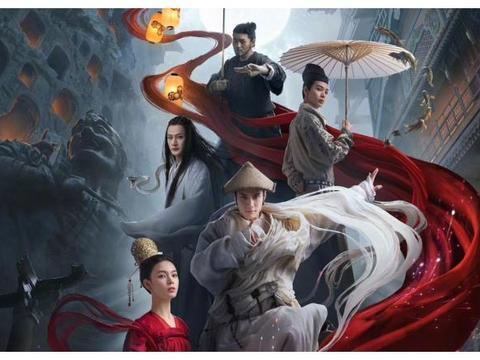《无心法师3》将播,陈瑶终于成女主,再次反串,一人分饰两角