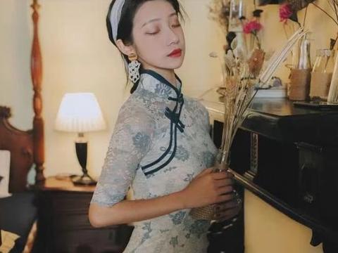 心理测试:第一眼你更喜欢哪款旗袍?测你在异性眼中魅力指有多高