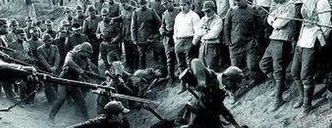 南京大屠杀后,日本为了庆祝做出了取名南京的饭食,中国人要永记