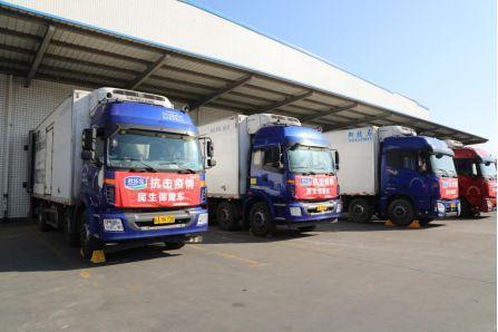 君乐宝、伊利、飞鹤紧急备货,湖北省婴幼儿奶粉可以满足1个月!
