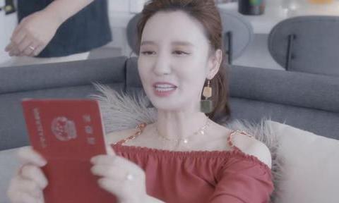 曾是《离婚律师》里吴秀波的漂亮妻子张萌 今演《安家》面部僵硬