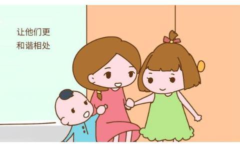 有了二宝后大宝怎么睡才更好,三个小秘诀让大宝二宝健康成长