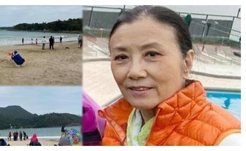 TVB阿姐汪明荃穿衣风格很独特,私下素颜就是慈祥老奶奶一枚!