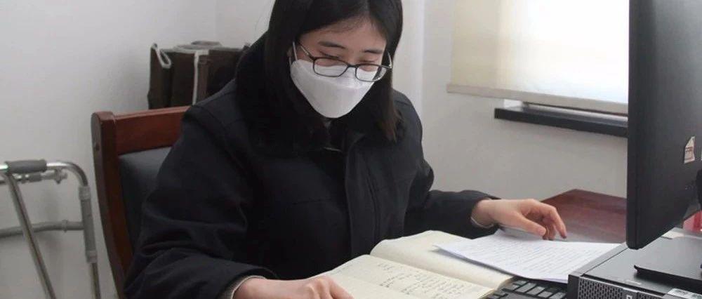 【和检快讯】阻击疫情——和平检察在行动(12)准妈妈的坚守