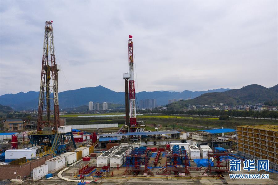 中石化重庆页岩气有限公司全面恢复页岩气开采作业