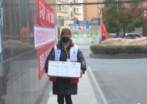 云梦300名青年志愿者服务疫情防控一线
