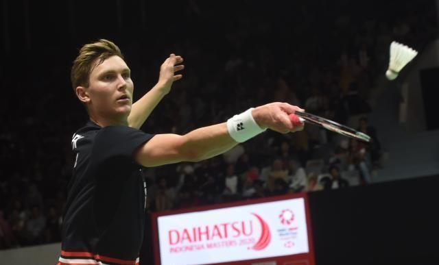 阿塞尔森打破冠军荒 状态复苏助力丹麦争汤姆斯杯