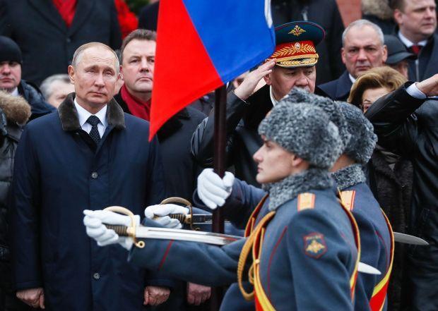 普京表示,激光和高超音速的未来武器已通过测试,将使军队现代化