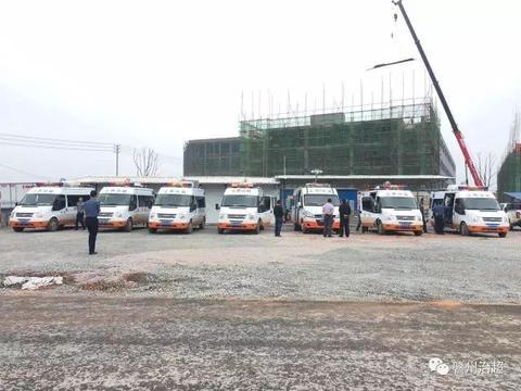 省交通运输厅治超办完成对移动式汽车衡验收工作