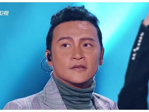 《天赐的声音》苏有朋选择陈志朋,尽显高情商,难怪火了30多年!