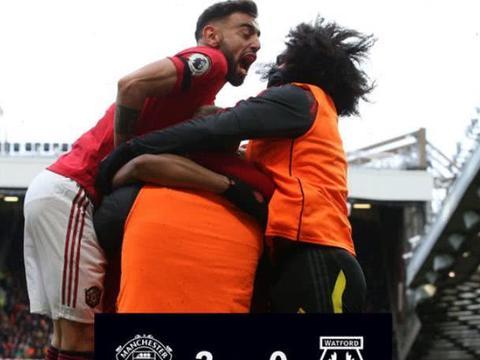 曼联C罗接班人3场造3球!5500万葡超先生,成红魔历史第一人
