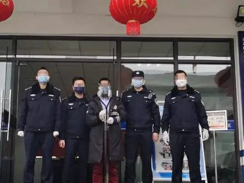 疫情下各地逃犯自首:有人不戴口罩引注意,有人扛被子求警察收留