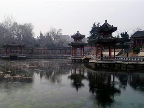 柏门珠沼:钟灵毓秀的古代奇景,8处仅剩1处,千年涅槃风采不变