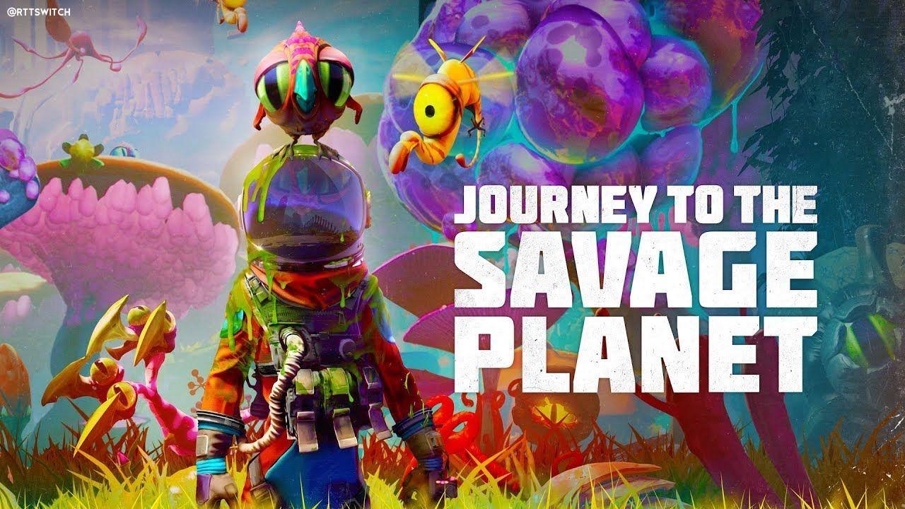 零售商爆《狂野星球之旅》6月份登陆Switch