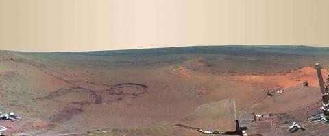 火星表面意外发现盐水,不明飞行物的产地可能是火星?