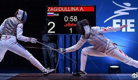 重创!中国男女花剑队双双无缘东京奥运会团体赛