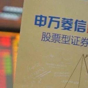 申万菱信成立16年管理规模未破400亿  旗下基金净值误差超31%曝乌龙丨基金