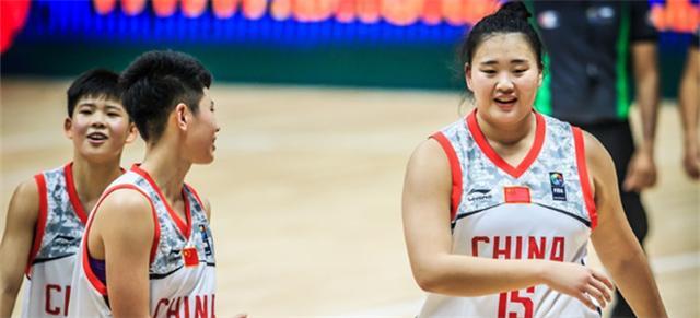 中国女篮未来潜力巨星!2米体重超200斤,天赋超强被称为奥尼尔