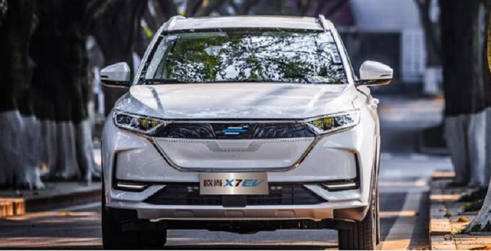 长安欧尚 X7 EV将于第二季度上市,续航405KM