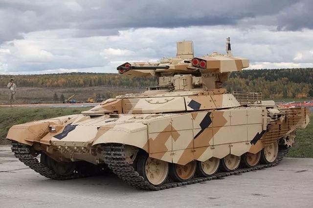 俄战场收割机十分科幻,但其实没那么强大?巷战还不如主战坦克
