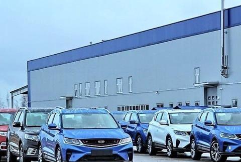 吉利汽车白俄罗斯工厂受疫情影响 暂停组装酷瑞