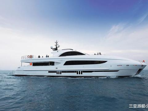 谁说中国造不出豪华游艇?我们来看看成龙大哥的座驾