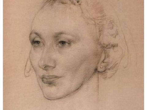 美国杰出画家,列宾的学生,尼古拉·费欣素描作品欣赏