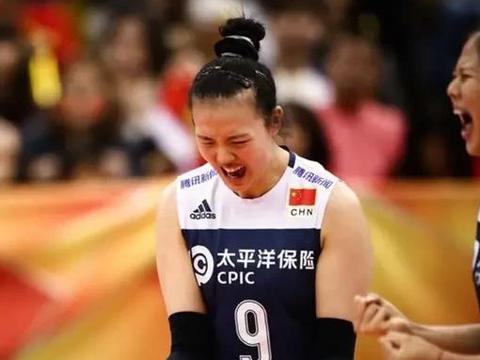 东京奥运会李盈莹有没有可能顶替张常宁打朱婷对角?