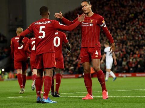 利物浦3-2险胜引热议:想看利物浦输球的被打脸了,必须翻盘马竞