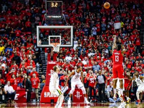 篮球艺术家——詹姆斯·哈登