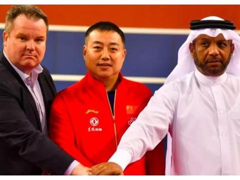 国乒特殊时期全家福曝光,国际乒联一度考虑为国乒推迟世乒赛