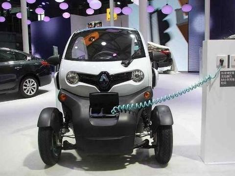 雷诺Twizy电池「价格及寿命」,雷诺Twizy新能源汽车好不好