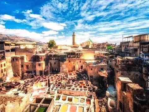世界上唯一有气味的城市,令人费解,游客却依然络绎不绝!
