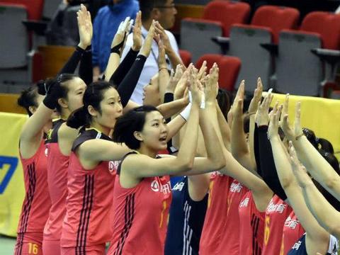 女排东京夺冠必要条件:至少要赢五场,这两队必须保证拿下一个