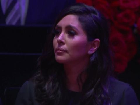 最后为科比熬一次夜!瓦妮莎潸然泪下,乔丹哭着逗笑全场