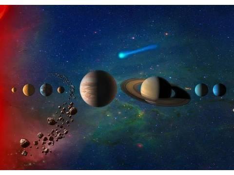 四项新任务入选NASA未来可能的太阳系探索